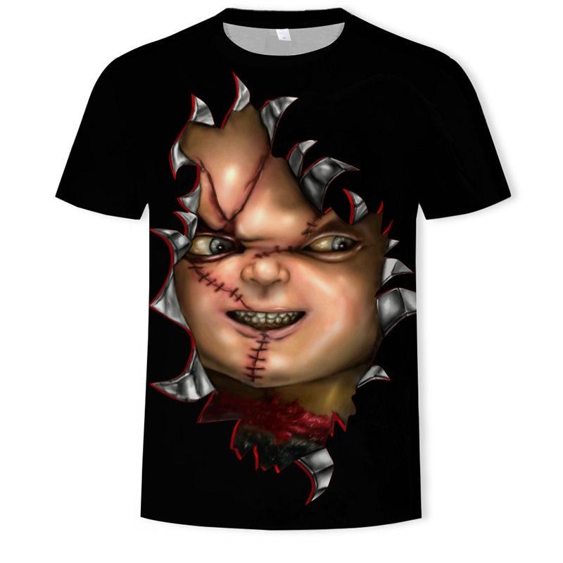 Halloween nightmare T-shirt