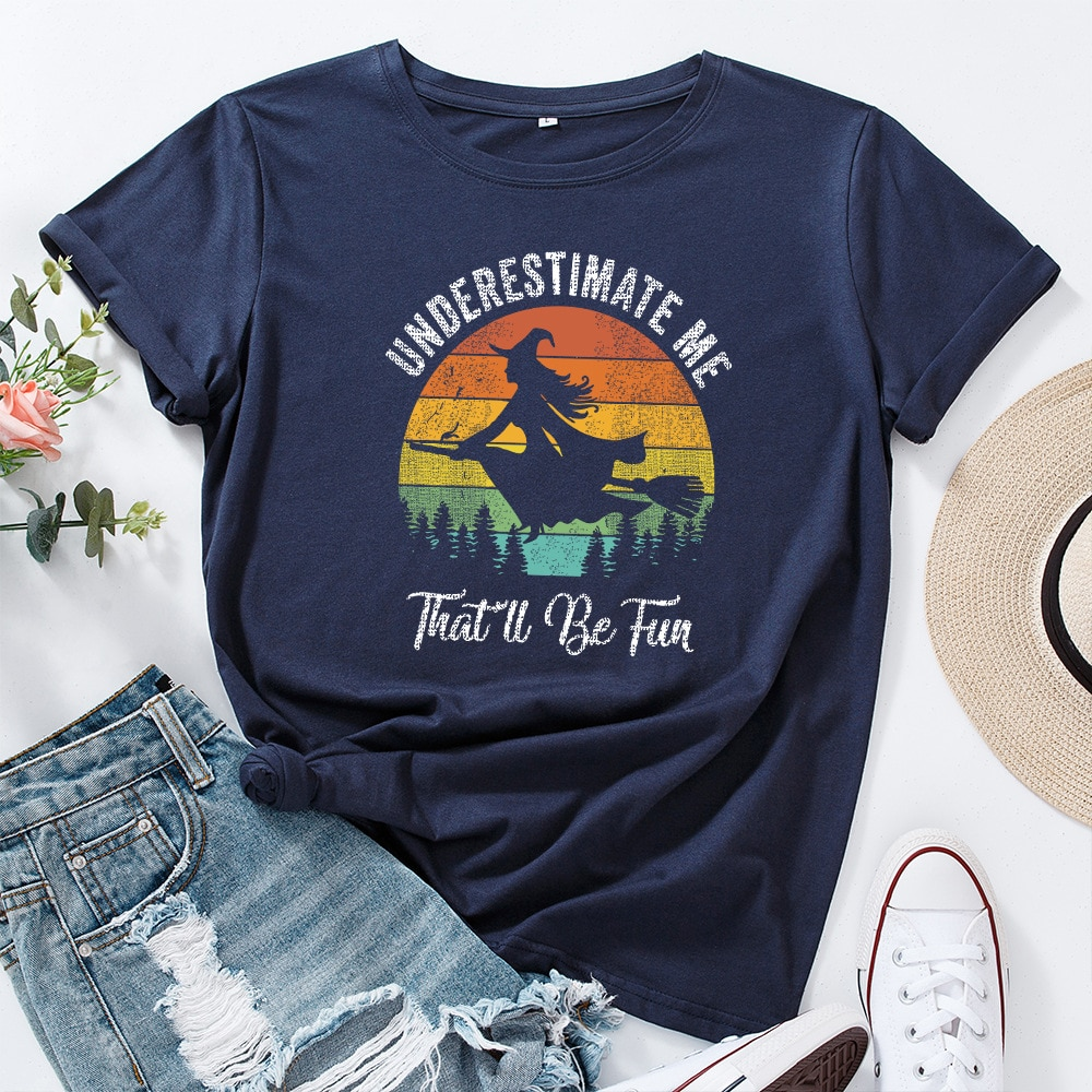 Summer Women's T Shirt