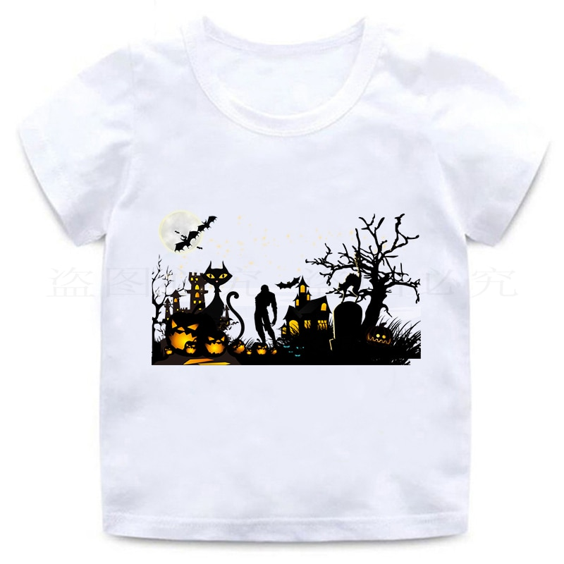 Spooking child T shirt