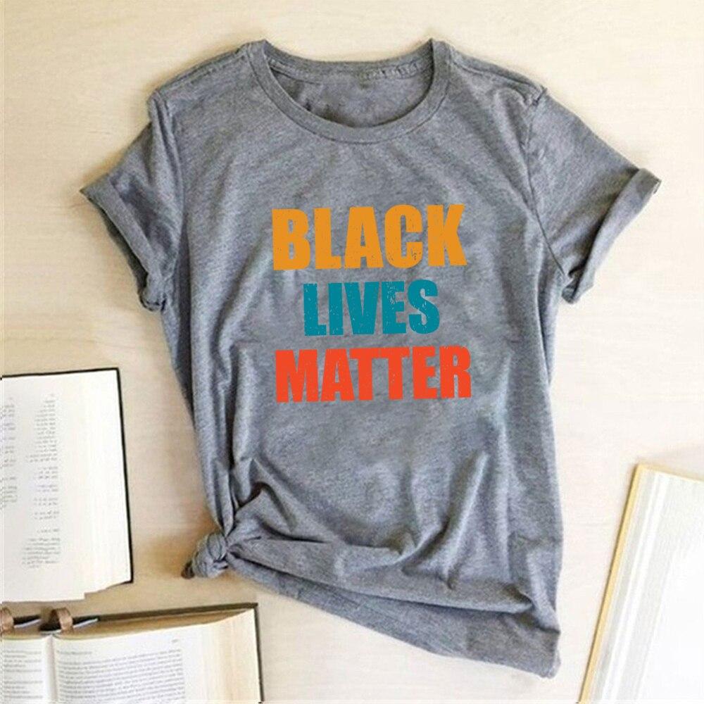 Black Lives Matter Printed