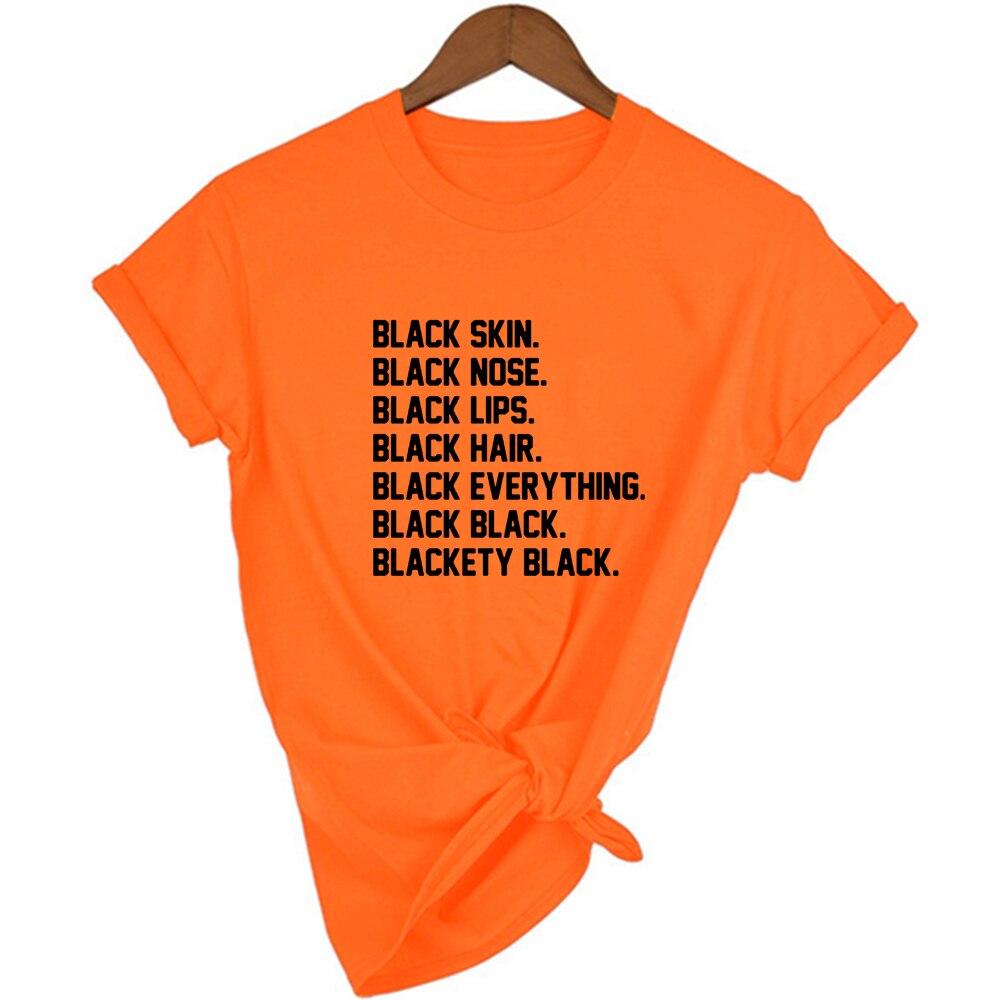 Female Slogan T-shirt