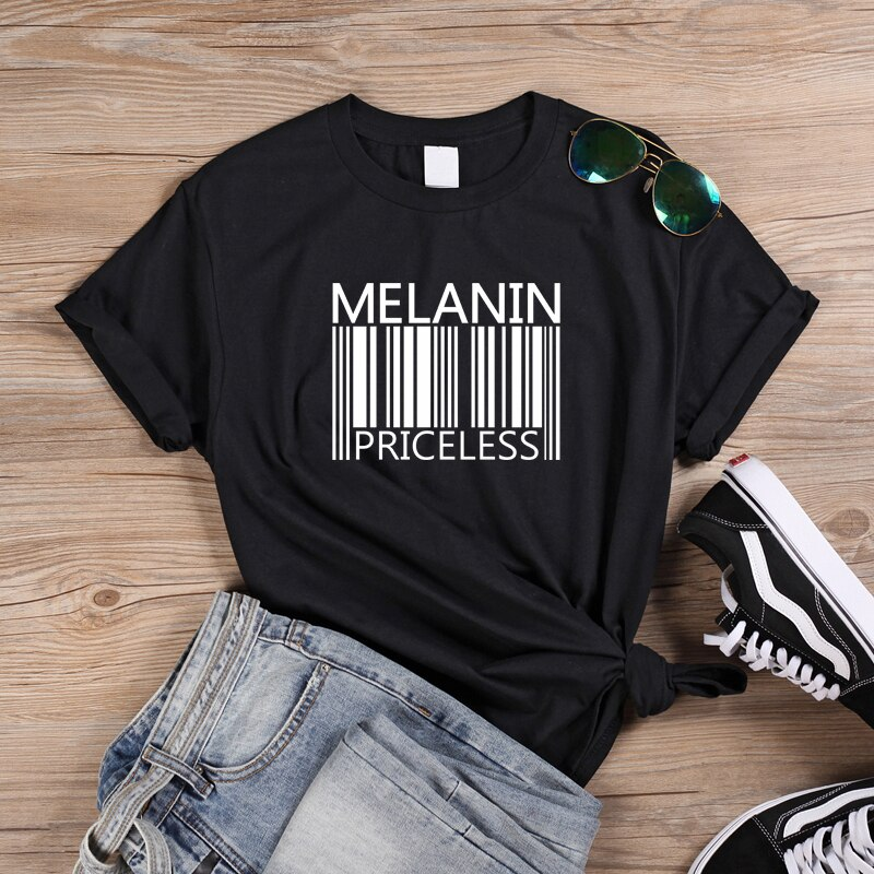 Melanin Priceless Slogan