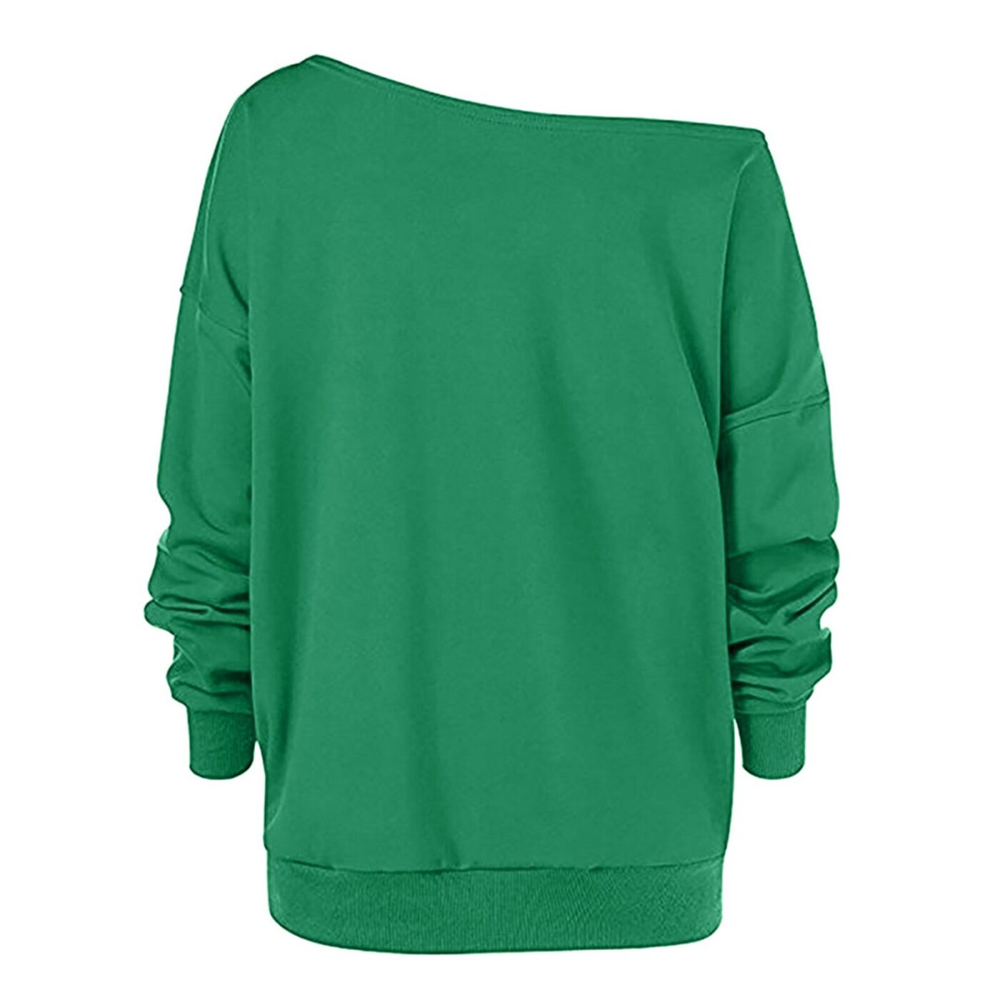 Shamrock Sweater for St. Patrick's Day