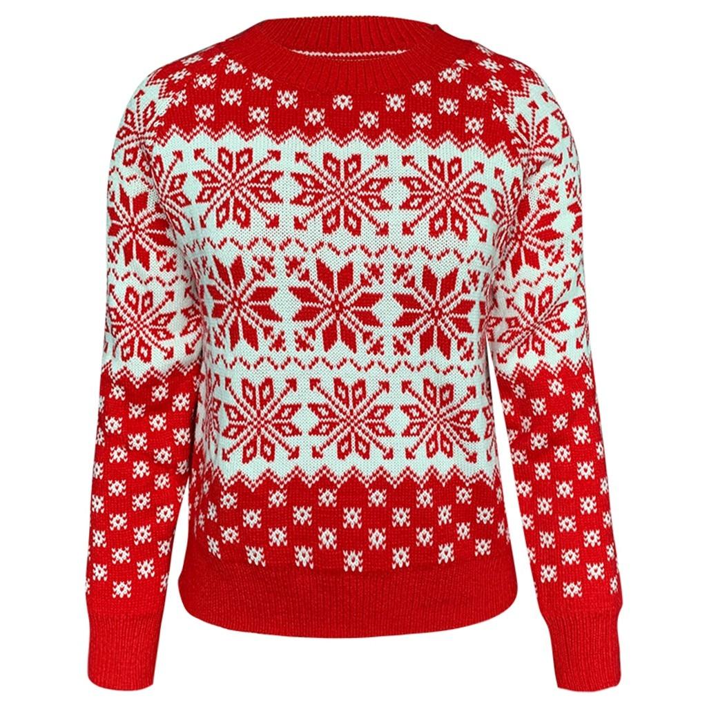 Woman Christmas Sweaters